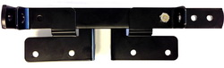 Double Drive Gate Bar Latch Set