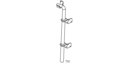 Fence Gate Drop Rod Kits