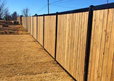 Neighborhood Privacy Fence