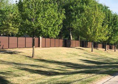 HOA Fence