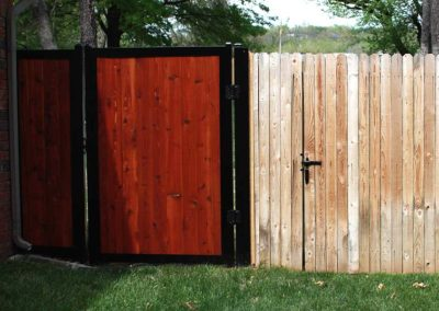 FenceTrac gate