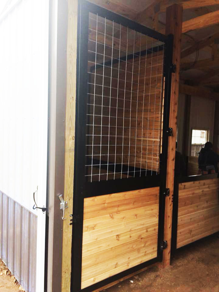 Horse Corral Hog Wire Panel